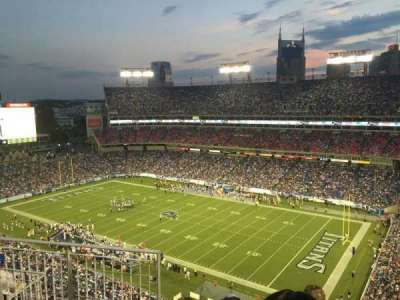 Nissan Stadium, section: 306, row: J, seat: 9