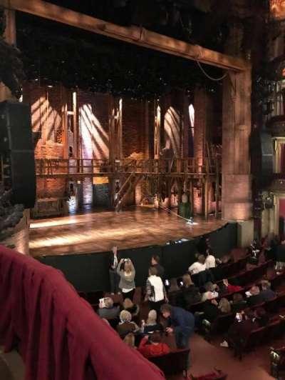 CIBC Theatre section DCRBX1