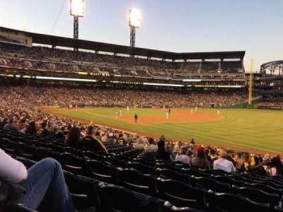 PNC Park, section: 103, row: R, seat: 6