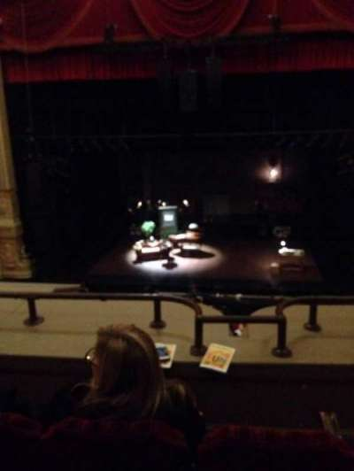 Oriental Theatre, section: LOGE-C, row: C, seat: 310
