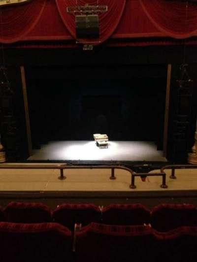 Oriental Theatre, section: LOGE-C, row: D, seat: 309