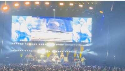 Bridgestone Arena, section: 120, row: KK, seat: 11