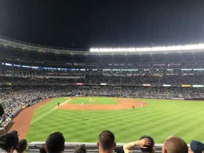 Yankee Stadium, section: 205, row: 5, seat: 15