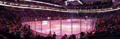 Xcel Energy Center, section: 108, row: 9, seat: 3