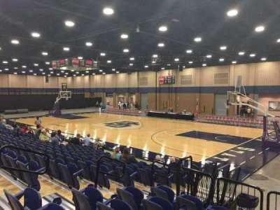 Mashburn Arena, section: 4, row: LL, seat: 1