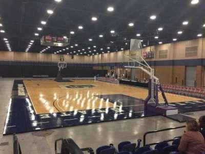 Mashburn Arena, section: 3, row: FF, seat: 1