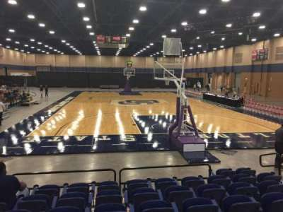 Mashburn Arena, section: 2, row: HH, seat: 7