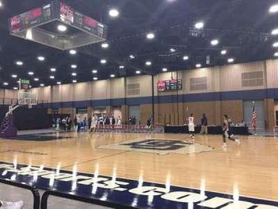 Mashburn Arena, section: 6, row: BB, seat: 8