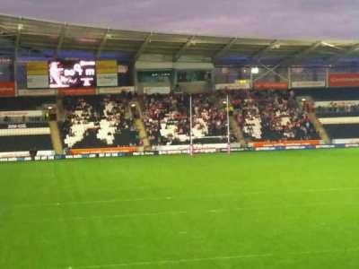 KCOM Stadium, section: South