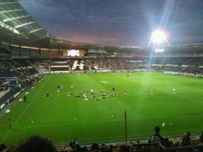 KCOM Stadium, section: South, row: AD, seat: 158