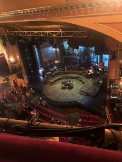 Walter Kerr Theatre section Balcony R