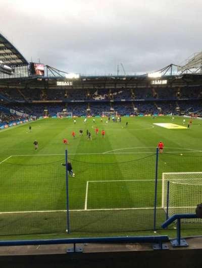Stamford Bridge, section: SU5, row: 4, seat: 159