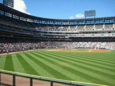 U.S. Cellular Field section 105