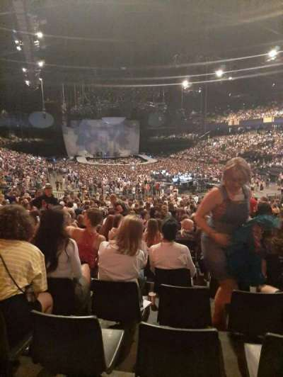 Sportpaleis, section: 137, row: 36, seat: 7