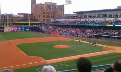 Fifth Third Field section 203
