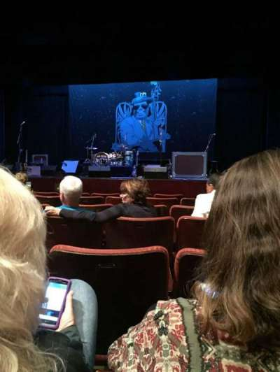 California Center For The Arts, Escondido - Concert Hall, section: Orch, row: G, seat: 23