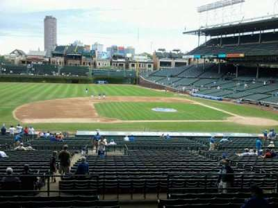 Wrigley Field, section: 213, row: 11, seat: 101