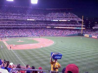 Citizens bank park  section 206