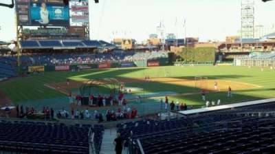 Citizens Bank Park section 122