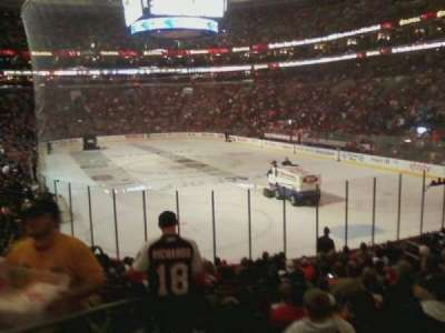 Wells Fargo Center, section: 118, row: 17, seat: 1