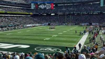 MetLife Stadium  section 148