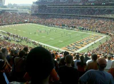 Paul Brown Stadium section E