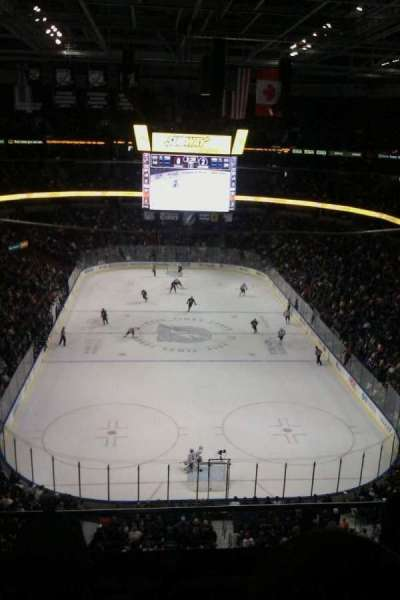 Amalie Arena section 324