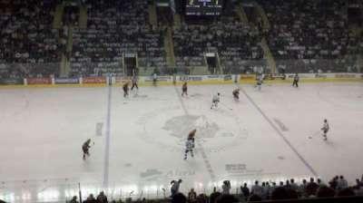 Ralph Engelstad Arena, section: 301