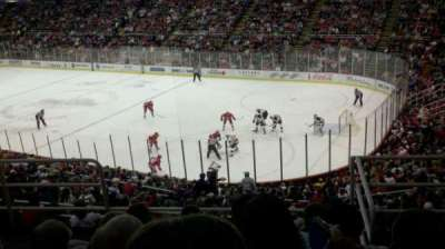 Joe Louis Arena, section: 218b, row: 6, seat: 2