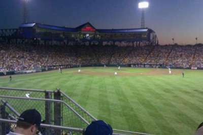 Rosenblatt Stadium, section: right center field , row: 10