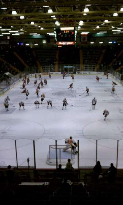 Glens Falls Civic Center, section: G