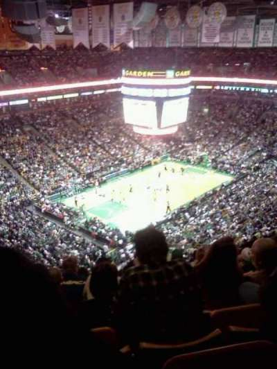 TD Garden section Bal 320