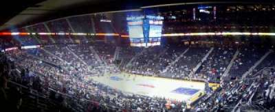 Philips Arena, section: 209, row: g, seat: 2