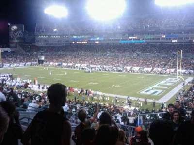 Raymond James Stadium, section: 242