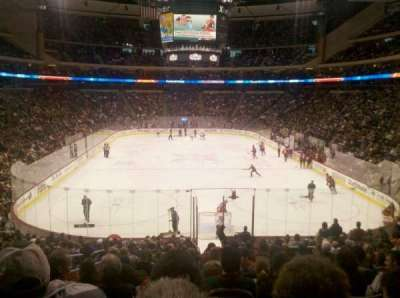 Xcel Energy Center, section: 123, row: 22, seat: 12