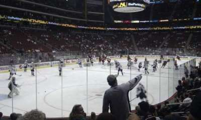 Gila River Arena, section: 104, row: j, seat: 9