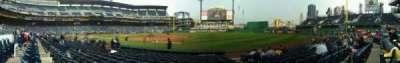 PNC Park section 7