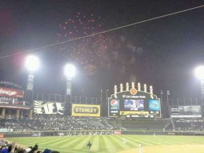 Guaranteed Rate Field, section: 138, row: 14, seat: 8