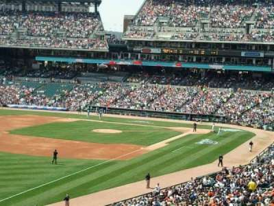 Comerica Park section Suite 149
