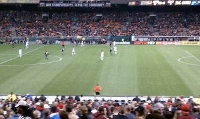 RFK Stadium, section: 331, row: 11, seat: 10