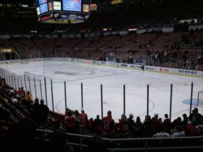 Joe Louis Arena, section: 103, row: 13, seat: 7