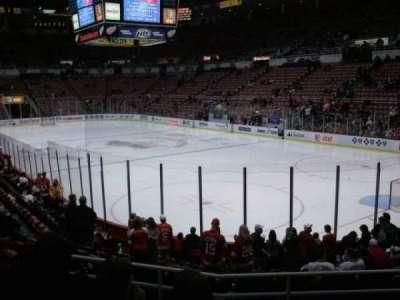 Joe Louis Arena, section: 103, row: 13, seat: 7