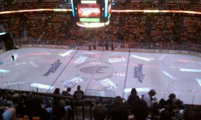 Honda Center section 410