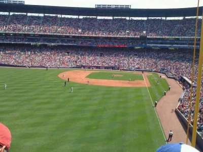 Turner Field section 755 club