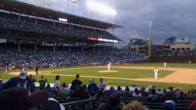 Wrigley Field, section: 130, row: 5, seat: 7