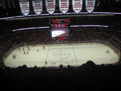 Verizon Center, section: 400, row: N, seat: 11