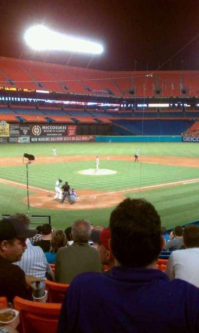 Hard Rock Stadium, section: 149, row: 15, seat: 5
