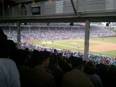 Wrigley Field, section: 235, row: 21, seat: 11