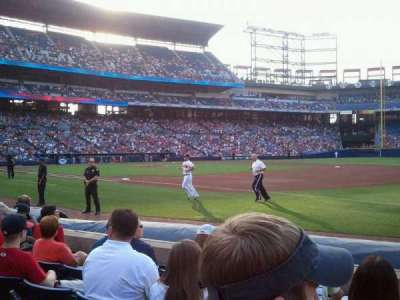 Turner Field section 117