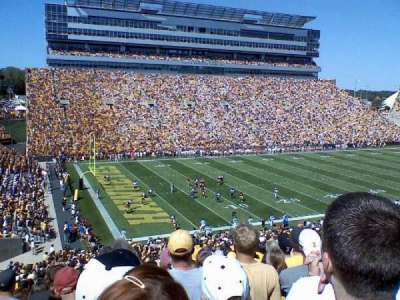 Kinnick Stadium section 110